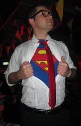 Clark Kent/Superman by marcobrunez