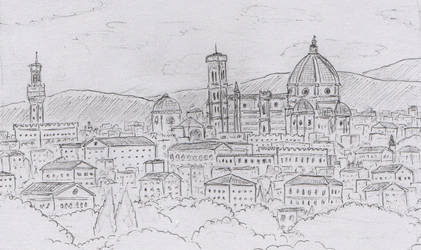 Florence by marcobrunez