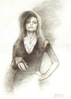 Helena Bonham Carter as Bella by fruzsi222