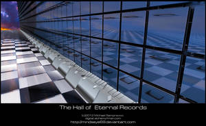 The Hall of Eternal Records by MindsEye69