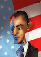 Ultimate Obama by AlexLandish