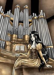 Organ by heiseihi