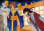 Gigan-Mundok by heiseihi