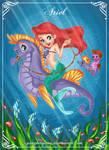 Ariel by pangketepang