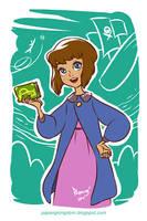 Jane Peter Pan by pangketepang
