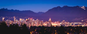 Downtown Vancouver by snacktime
