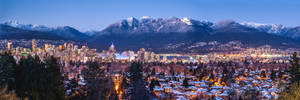 Vancouver Winter II by snacktime