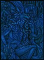 Son of Dagon by tekelili