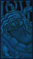 DreamlandsTarot - Card 0 or 21 by tekelili