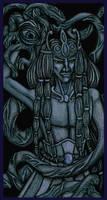 DreamlandsTarot - Card 1 by tekelili