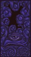 DreamlandsTarot - Card 2 by tekelili