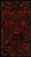 DreamlandsTarot - Card 4 by tekelili