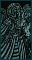 DreamlandsTarot - Card 9 by tekelili