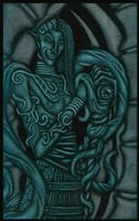 Master of Nightmares by tekelili