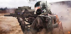 Soldier 2 by FlorentLlamas