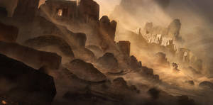 Sandstorm by FlorentLlamas