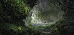 Jungle by FlorentLlamas