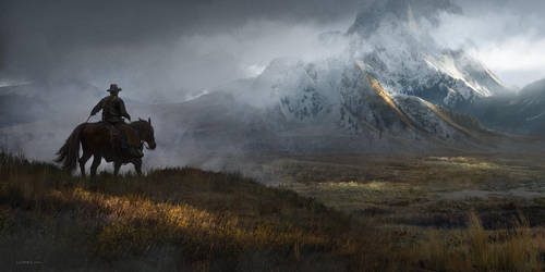 Montana by FlorentLlamas