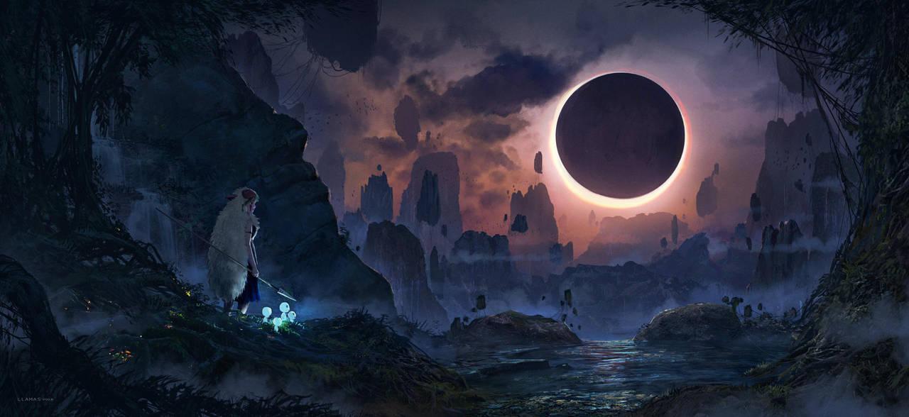 Eclipse by FlorentLlamas