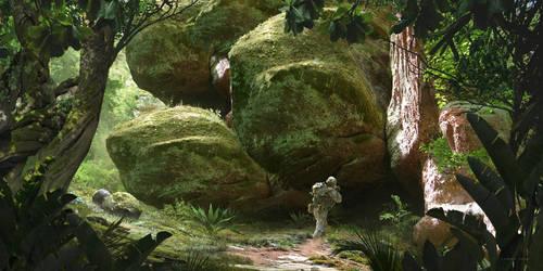 Grotte by FlorentLlamas