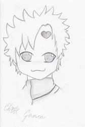 Chibi Gaara by To-eto