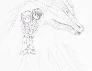 Dragon?? by To-eto