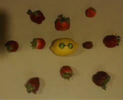 John Lemmon In Strawberry Fields by LexisSketches