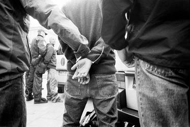 Day's first arrest 2 by MrKainulainen