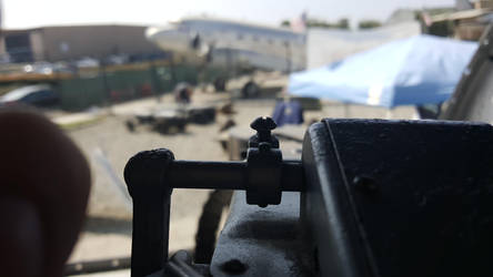 Down the Ironsights! by Dumbrarere