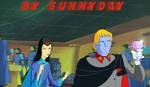 Invidia And Desslock by sunnyday2000