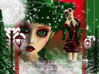 christmas imvu by EllaVonEvil