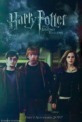 Harry Potter 7 Poster by Cute-Ruki
