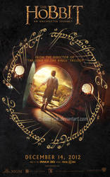 The Hobbit Part 1 Fan Poster by Cute-Ruki