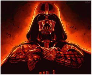 Vader by geosis093
