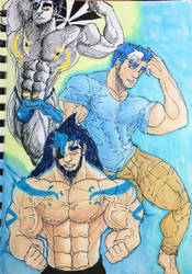 Two Transformations by vetrunks