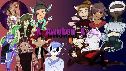 Personal|Twitter|Youtube| Banner by xXAwokenNightmareXx