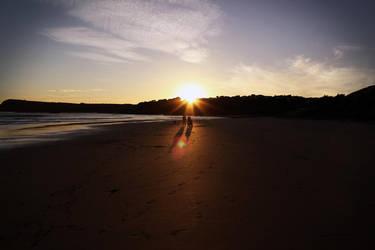 Walk On Sunset by samw61