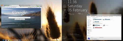 February 2011 Desktop by samw61