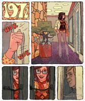 Hawaiian Dick Issue 1 Page 1 by JakeWyatt