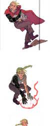 Fullmetal Doodles by JakeWyatt