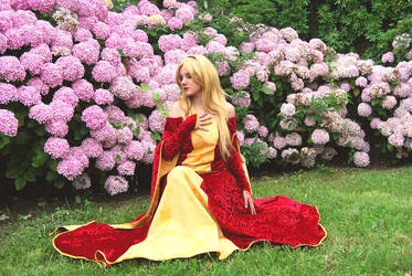 Young Cersei 01 by TheQueenMab