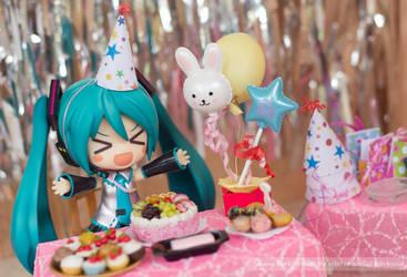 Happy Birthday by kixkillradio