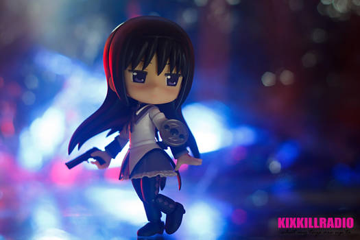 Homura-chan by kixkillradio