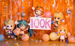 GSC 100k Milestone by kixkillradio