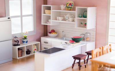 My DIY Kitchen Room by kixkillradio