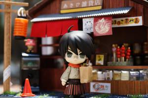 Sensei shopping by kixkillradio