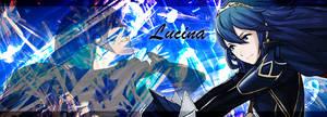 Fire Emblem Awakening - Lucina Signature by cursedspirit