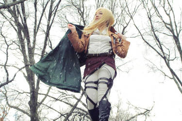 SnK Cosplay - Another Cold Day by ShuXin