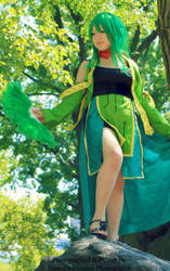 Rayquaza Cosplay by ShuXin