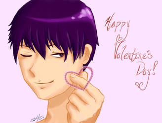 Happy Valentine's Day by ShuXin
